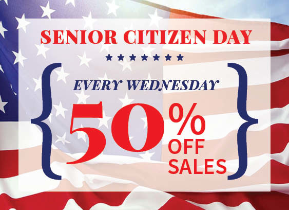 Senior discount - Pricing Mechanism